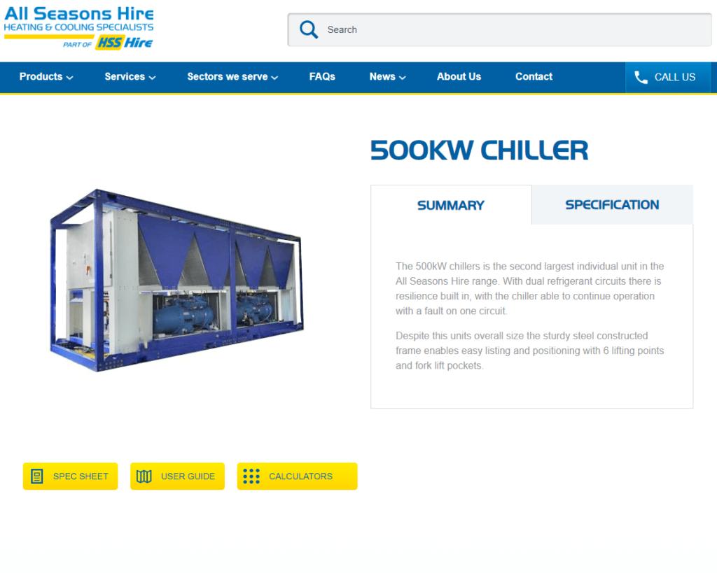 500kW_chiller