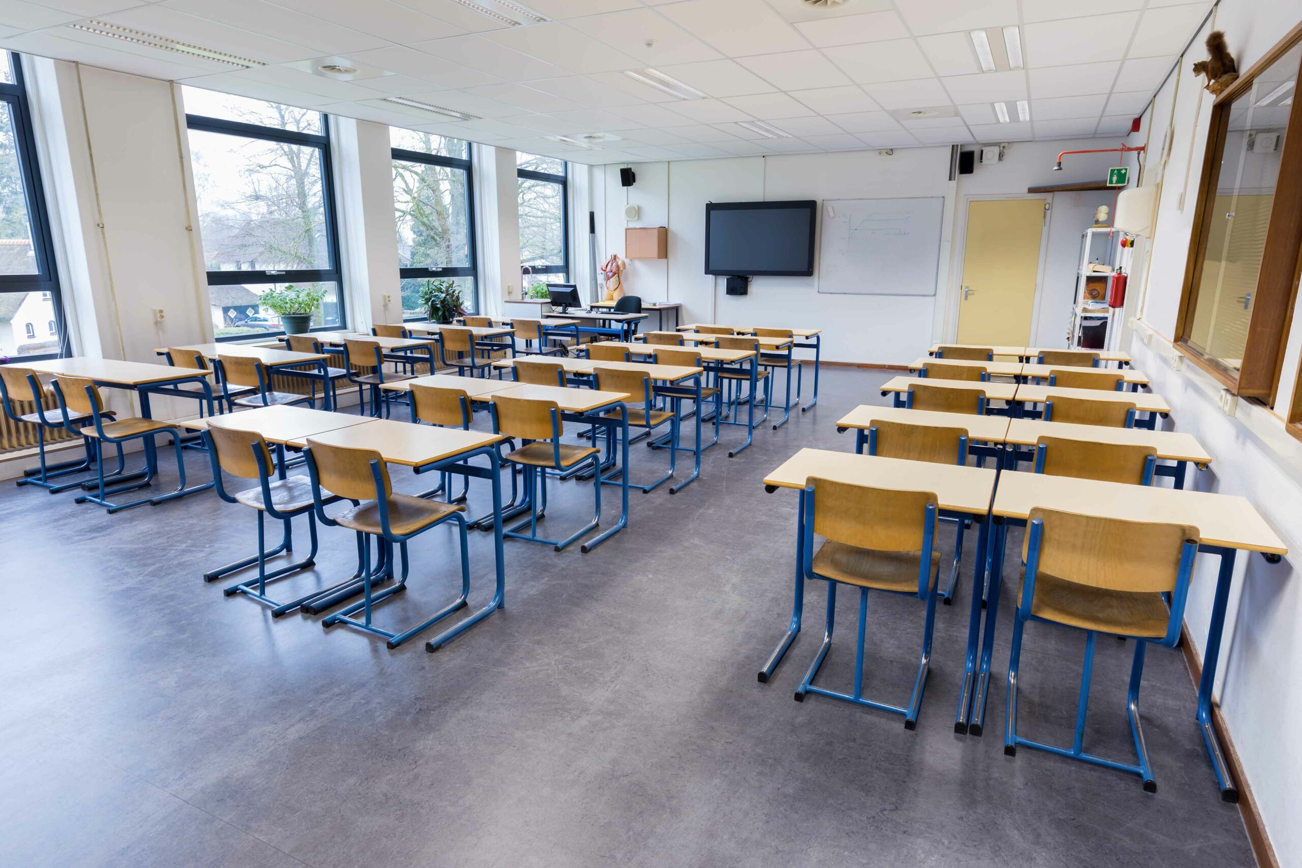 Heating System Failure Avoided at West London High School