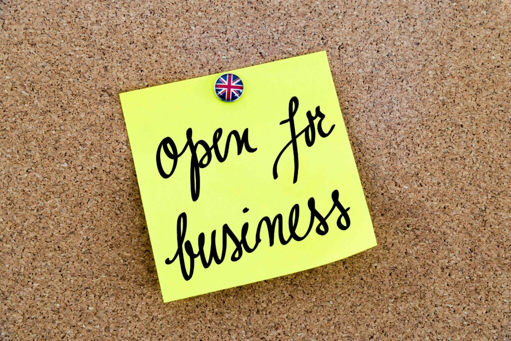 open_for_business_notice_board