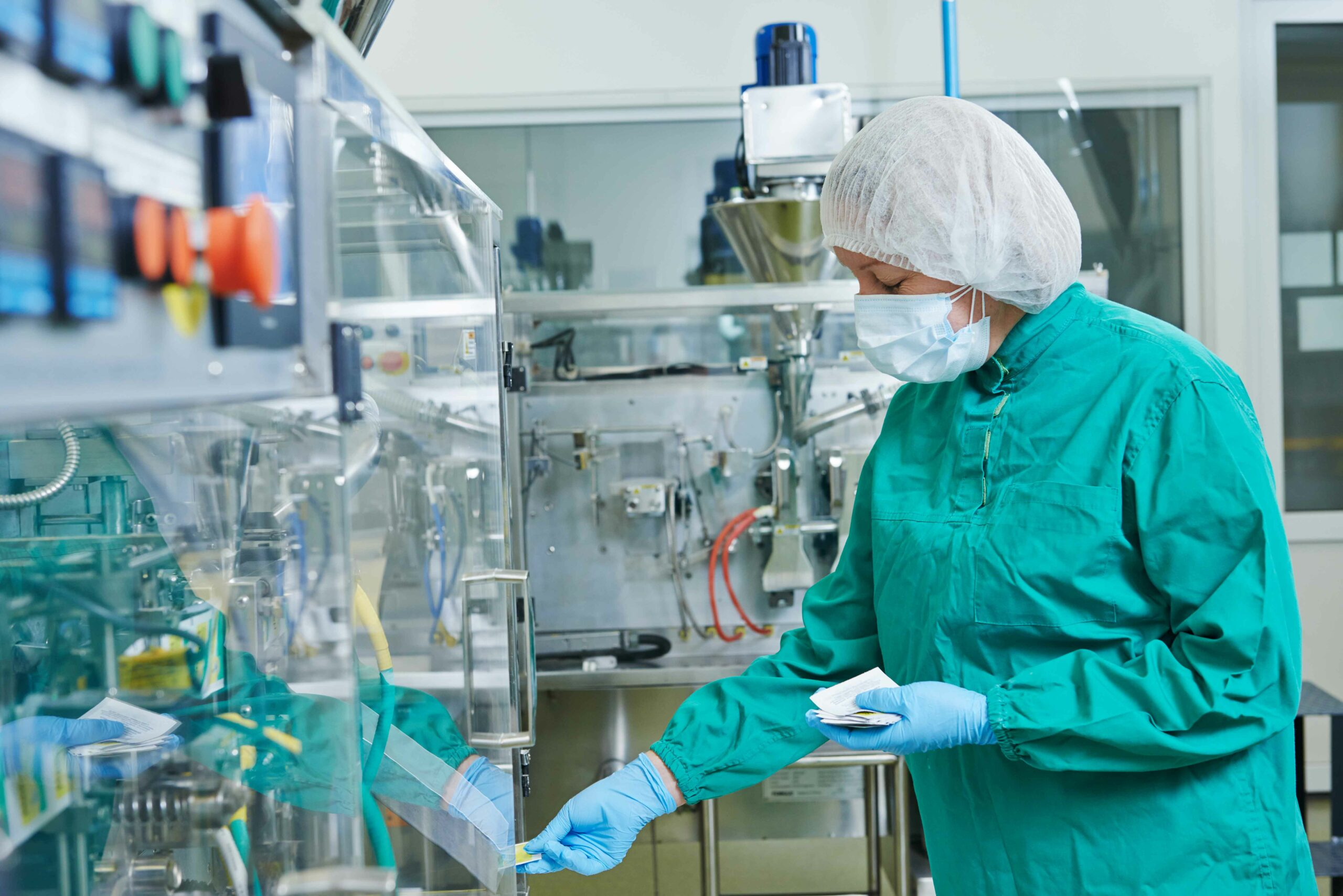 Pharmaceutical Manufacturer Suffers Cooling System Failure