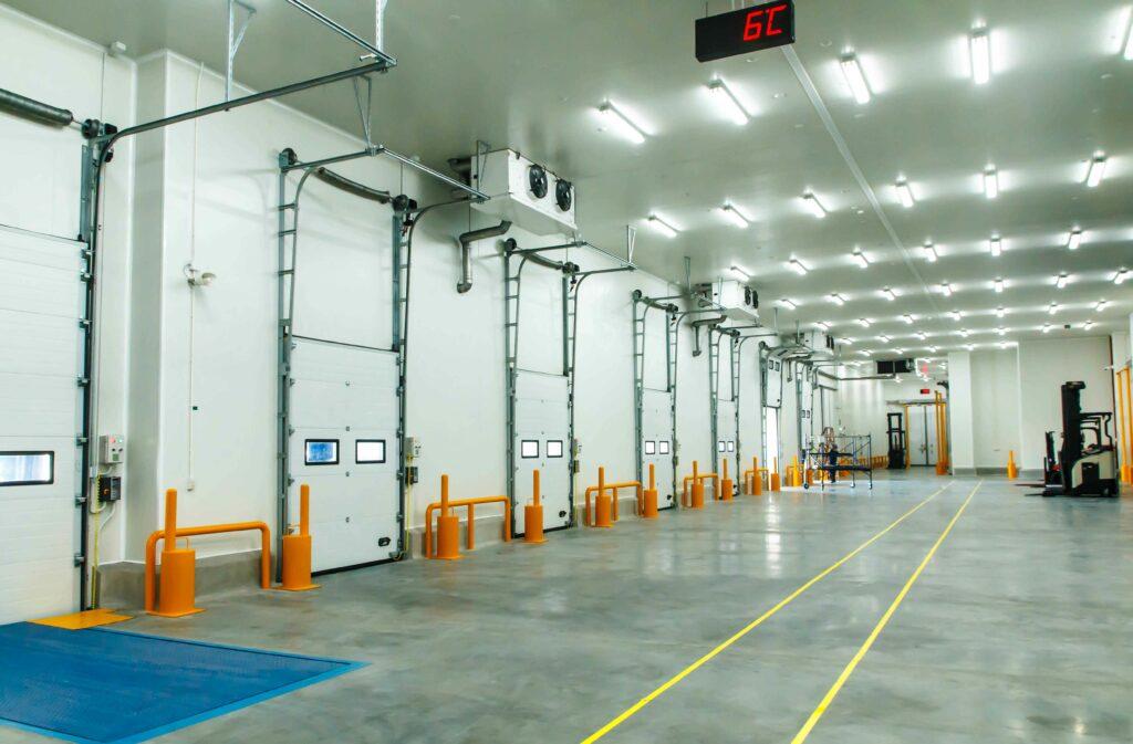 Warehouse-Freezer