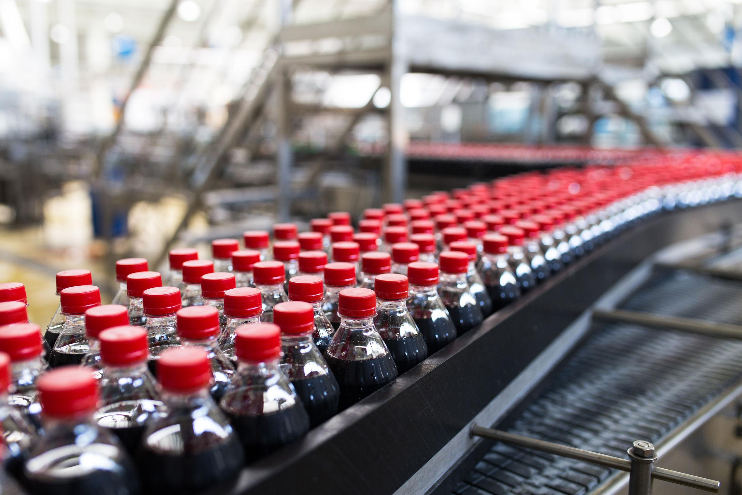Putting Bubbles into Soft Drinks Production