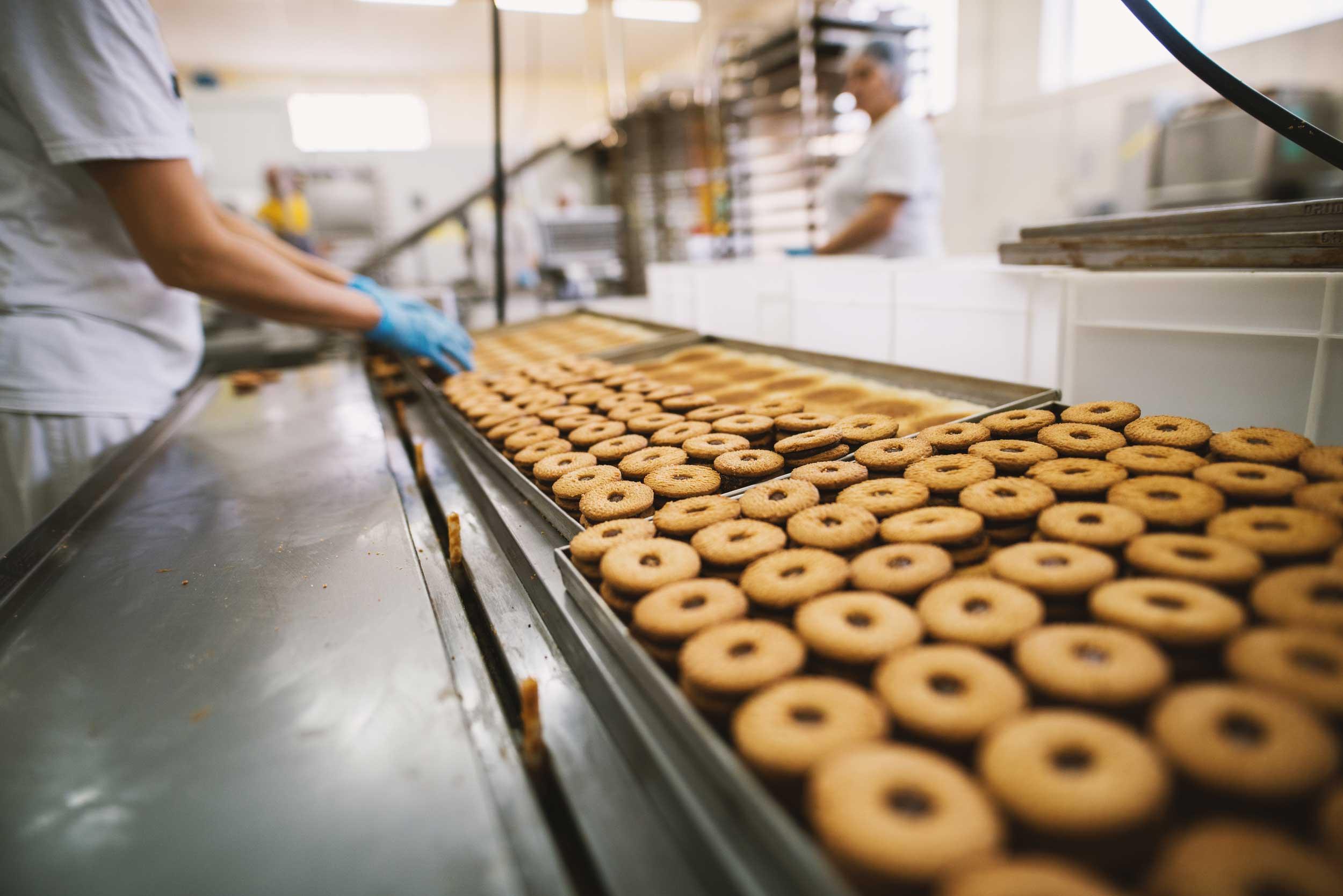 Biscuit Manufacturer Chiller Failure
